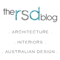 the rsd #blog for #architecture #interiors and #australian Design